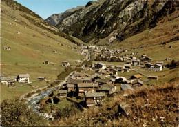 Bad-Vals - Dorfteil Vallee (6474) * 16. 9. 1982 - GR Grisons