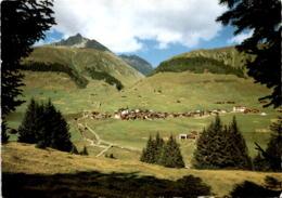 Rueras Mit Cumlatsch (16636) * 5. 5. 1986 - GR Grisons