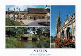 1 AK Frankreich * Sizun Mit Dem Triumphbogen (1585–1588), Dem Beinhaus Und Der Kirche L'Elorn * - Sizun