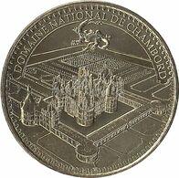 2020 MDP289 - CHAMBORD - Le Château De Chambord 9 (domaine National De Chambord ) / MONNAIE DE PARIS - Monnaie De Paris