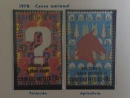 Mexico 1970 Census - Messico