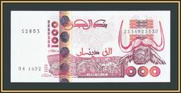Algeria 1000 Dinars 1998 P-142 (142b.3) UNC - Algeria