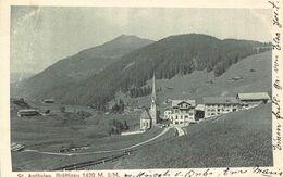 St. Antönien - GR Grisons