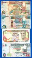 Zambie   11  Billets - Zambia