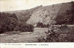 CPA  ROANNE-COO : L'Amblève - Stoumont