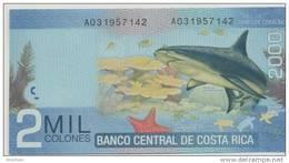 COSTA RICA P. 275 2000 C 2009 UNC - Costa Rica