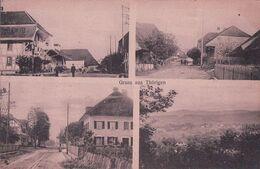 Gruss Aus Thöringen BE, 4 Minivues (2097 B) - BE Berne