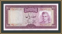 Iran 100 Rials 1971-1973 P-91 (91c) UNC - Iran