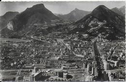 Grenoble - Vue Aérienne : Cours De La Libération, L'Isère Et à Gauche Le Néron - Grenoble