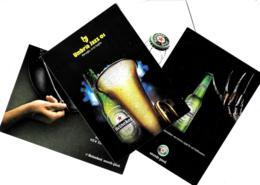 [MD4960] CPM - SERIE DI 4 CARTOLINE - UMBRIA JAZZ - HEINEKEN - PROMOCARD 2545 2706 4134 4592 - PERFETTE - Non Viaggiate - Publicité