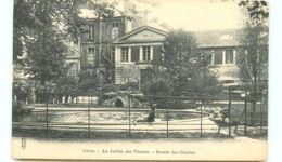 75* PARIS -  Jardin Des Plantes Bassin Des Otaries - Parchi, Giardini