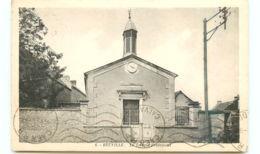 14* BEUVILLE Temple Protestant - Frankrijk
