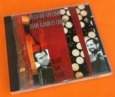 CD (Jazz)   Richard Galliano / Jean-Charles Capon   Blues Sur Seine   (1992) - Jazz