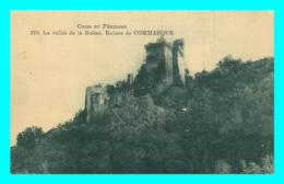 A823 / 001 24 - Vallée De La Buene Ruines De COMMARQUE - France