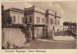 Lombardia - Varese  - Cassano Magnago - Colonia Elioterapica - F. Grande - Nuova - Anni 40 - Molto Bella - Italie
