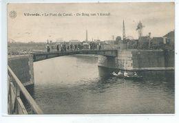 Vilvoorde - Vilvorde Le Pont Du Canal - Vilvoorde