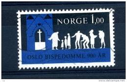 Norvège  :  Yv  584  (o) - Norwegen