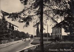 Lombardia - Como  - Cermenate - Via Matteotti  - F. Grande - Viagg - Anni 50 - Bella - Other Cities