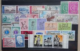 BELGIE 1966   Samenstelling Tussen Nr. 1385 En  1414  Zie Foto   Postfris **    CW  11,00 - Belgium