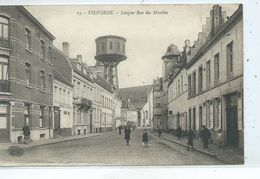 Vilvoorde - Vilvorde Longue Rue Des Moulins - Vilvoorde