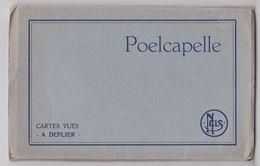 POELCAPELLE POELKAPELLE - Carnet Complet De 10 Cartes Postales - Otros
