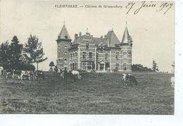 VLEZENBEEK - VLESENBEKE - Château De GROENENBERG - Sint-Pieters-Leeuw