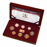 Malta Euro Coins Set 2008 - Malta