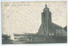 VOLLEZEELE - De Kerk & Een Deel Van 't Dorp - Galmaarden