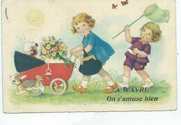 Wavre On S'amuse Bien Fantaisie ( Cachet De Wavre ) - Wavre