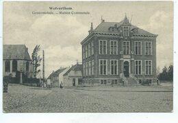 Wolvertem Wolverthem Gemeentehuis - Meise