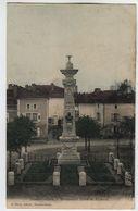 88 RAMBERVILLERS   Monument Général Richard - Rambervillers