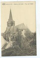 Zellick Zicht Op De Kerk ( Asse ) - Asse