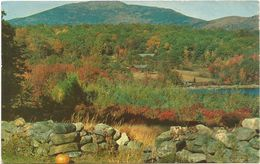 XW 3526 New Hampshire - Mount Monadnock / Viaggiata 1976 - Etats-Unis