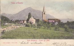 Piemonte - Verbania - Crodo - Valle Antigorio  - F. Piccolo - Viagg - Molto Bella - Italie