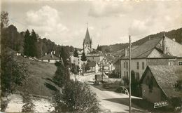 MONTBENOIT Vue Du Village - SM - France