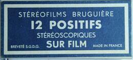 STEREOFILM BRUGUIÈRE  : 74  AIX-LES-BAINS - Visionneuses Stéréoscopiques