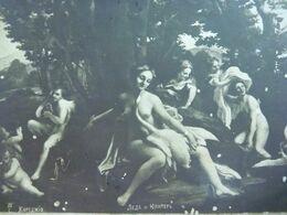 CPA Inédite Non écrite - LE CORREGE - Léda Et Jupiter - Paintings