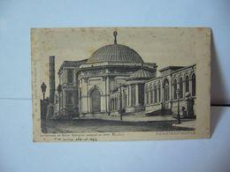 CONSTANTINOPLE TURQUIE AUJOURD'HUI ISTANBUL LE TOMBEAU DE SULTAN MAHMOUD CONSTRUIT EN 1840 CPA NO 136 EDITEURS AU BON MA - Türkei