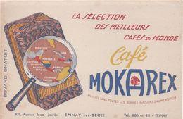 BUVARD Café MOKAREX 101 Av. Jean Jaurès à Epinay Sur Seine - Koffie En Thee