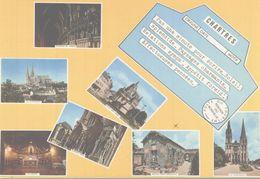 28 CHARTRES MULTI-VUES - Chartres