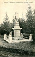 CPA -  SURGERES - MONUMENT DES COMBATTANTS - Sonstige Gemeinden