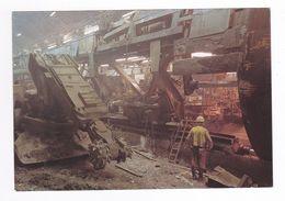 TRAIN Eurotunnel 1994 Le Schuttle Tunnel Sous La Manche Le Tunnelier VOIR DOS - Structures