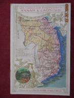 CPA - Les Colonies Françaises - Annam & Laos - Laos