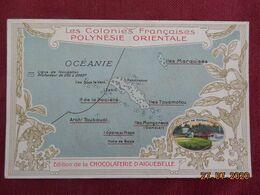 CPA - Les Colonies Françaises - Polynésie Orientales - Französisch-Polynesien