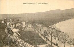 POMPIERRE Vue Sur La Vallée Du Doubs - France