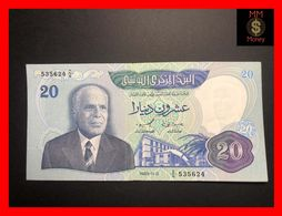 TUNISIA 20 Dinars 3.11.1983 P. 81  VF \ XF - Tunisia