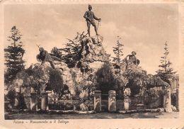 """8761"""" PARMA-MONUMENTO A V. BOTTEGO """" -CARTOLINA POSTALE ORIGINALE SPEDITA 1940 - Parma"""