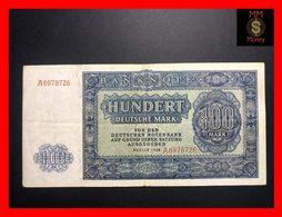 GERMANY DDR 100 Deutsche Mark 1948  P. 15  VF - [ 6] 1949-1990 : RDA - Rep. Dem. Tedesca