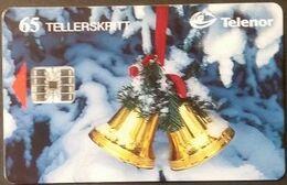 Telefonkarte Norwegen - Weihnachten , Christmas  - N-137  11/98 - Norway