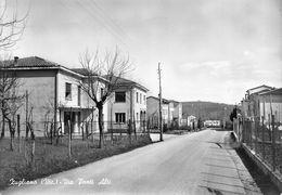 "8762"" ZUGLIANO (VIC.)-VIA PONTI ALTI "" -CARTOLINA POSTALE ORIGINALE SPEDITA 1964 - Vicenza"